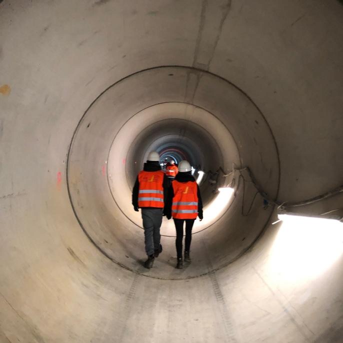 München: Kanalsanierung Landsberger Straße